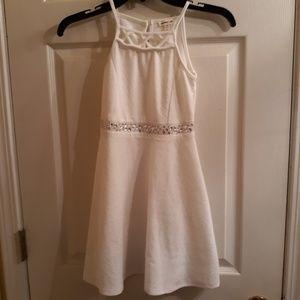 Monteau girls dress size 8